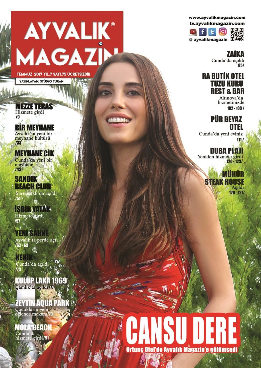 Ayvalık Magazin Nisan